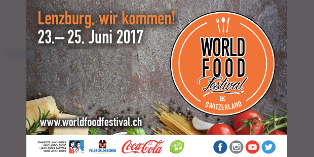 World Food Festival Lenzburg